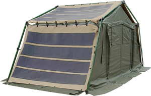 Tactical Shelter Systems (TSS)